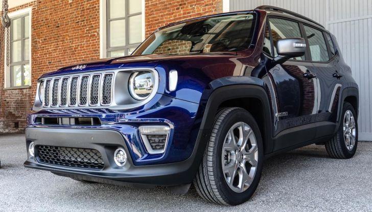 Prova completa Jeep Renegade 2019: Crossover dual su strada e in fuoristrada - Foto 9 di 24