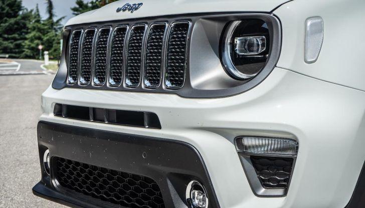 Prova completa Jeep Renegade 2019: Crossover dual su strada e in fuoristrada - Foto 3 di 24