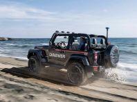 Jeep Wrangler dei Carabinieri con Mopar One Pack