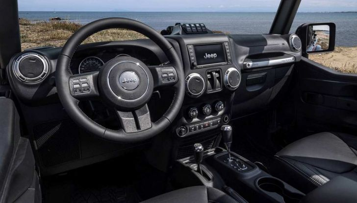 Jeep Grand Cherokee in dotazione all'Arma dei Carabinieri - Foto 9 di 9