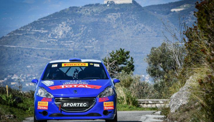 Le ambizioni dei trofeisti del Peugeot Competition alla prova del Rally del Taro - Foto 2 di 4