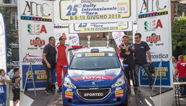 Peugeot Competition RALLY 208 – Leonardi trionfa, Guglielmini nuovo leader della serie - Foto 5 di 9
