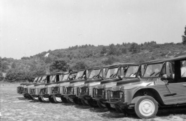 Méhari 4×4: la trazione integrale secondo Citroën - Foto 7 di 7