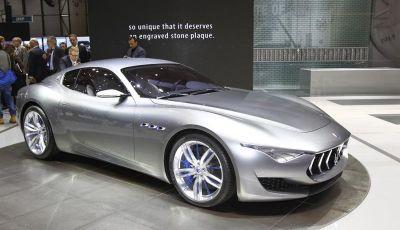 Maserati, nei piani la Alfieri elettrica in versione coupè e cabrio