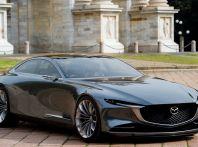 Mazda Vision Coupé 2018, la Concept dell'anno celebrata con l'arte
