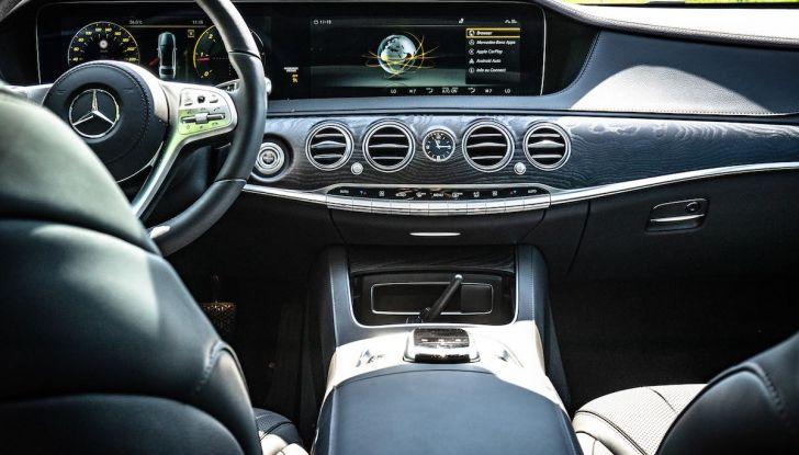 Test Drive Mercedes Classe S 2018 Restyling: 286CV per l'ammiraglia della Stella - Foto 6 di 39