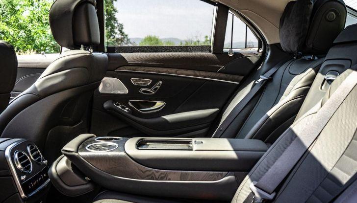Test Drive Mercedes Classe S 2018 Restyling: 286CV per l'ammiraglia della Stella - Foto 19 di 39