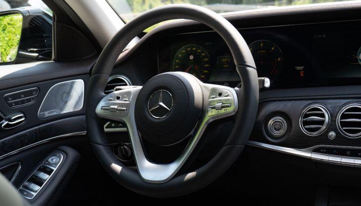 Test Drive Mercedes Classe S 2018 Restyling: 286CV per l'ammiraglia della Stella - Foto 21 di 39