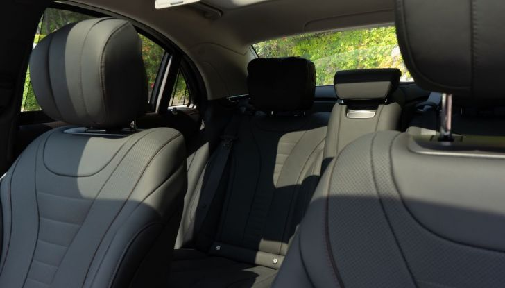 Test Drive Mercedes Classe S 2018 Restyling: 286CV per l'ammiraglia della Stella - Foto 22 di 39