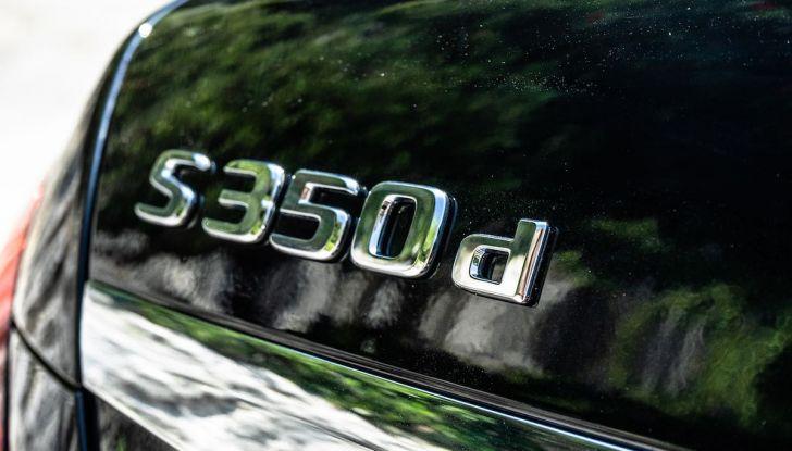 Test Drive Mercedes Classe S 2018 Restyling: 286CV per l'ammiraglia della Stella - Foto 7 di 39