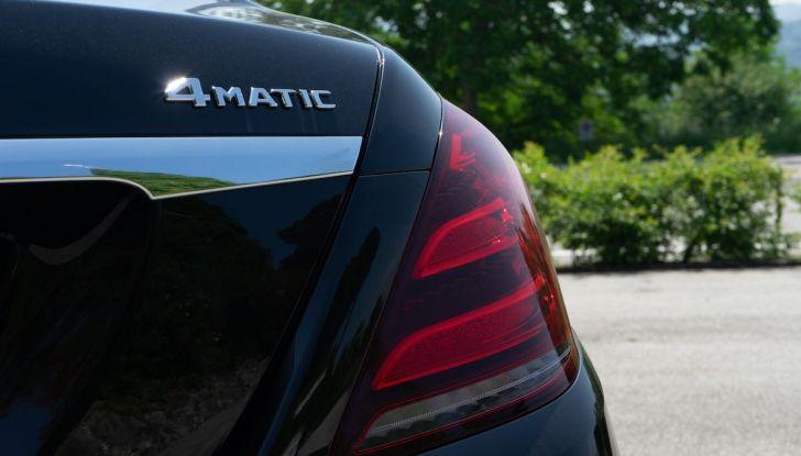 Test Drive Mercedes Classe S 2018 Restyling: 286CV per l'ammiraglia della Stella - Foto 28 di 39