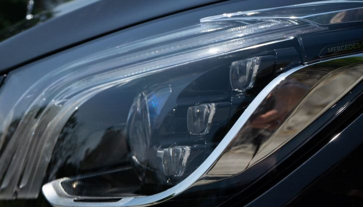 Test Drive Mercedes Classe S 2018 Restyling: 286CV per l'ammiraglia della Stella - Foto 3 di 39
