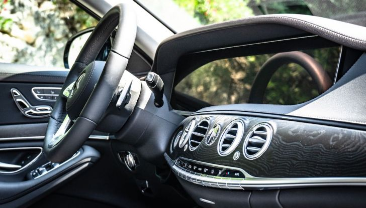 Test Drive Mercedes Classe S 2018 Restyling: 286CV per l'ammiraglia della Stella - Foto 31 di 39