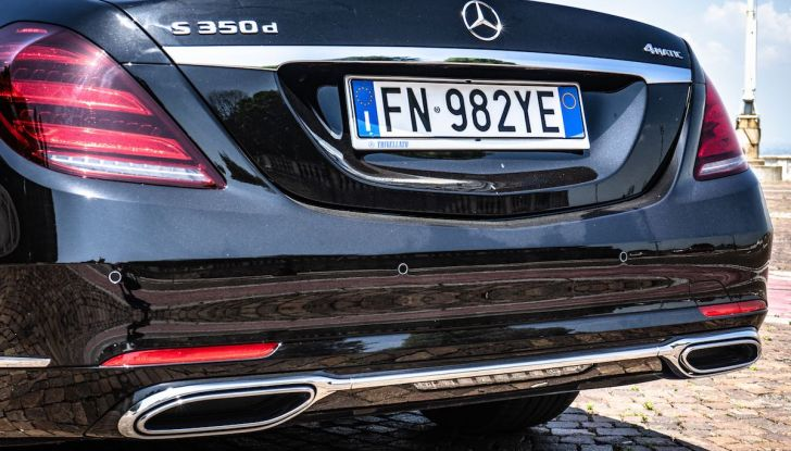 Test Drive Mercedes Classe S 2018 Restyling: 286CV per l'ammiraglia della Stella - Foto 25 di 39