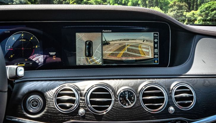 Test Drive Mercedes Classe S 2018 Restyling: 286CV per l'ammiraglia della Stella - Foto 5 di 39
