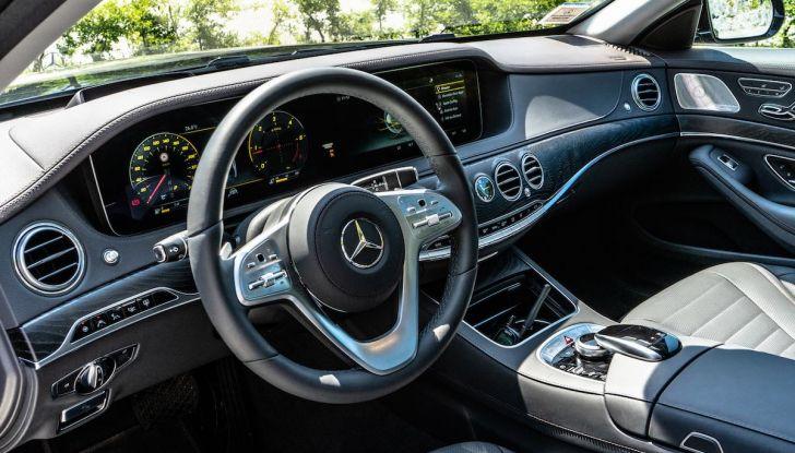 Test Drive Mercedes Classe S 2018 Restyling: 286CV per l'ammiraglia della Stella - Foto 15 di 39