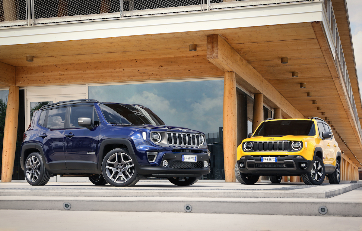 Jeep Renegade 2019: Limited VS Trailhawk