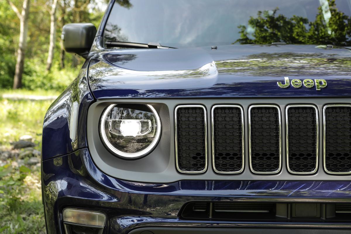 Jeep Renegade 2019 nuovi Fari