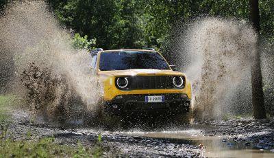Prova completa Jeep Renegade 2019: Crossover dual su strada e in fuoristrada