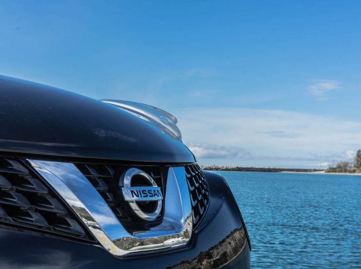Prova Nissan Juke, Crossover Total Black con l'1.5 dCi da 110CV - Foto 10 di 37