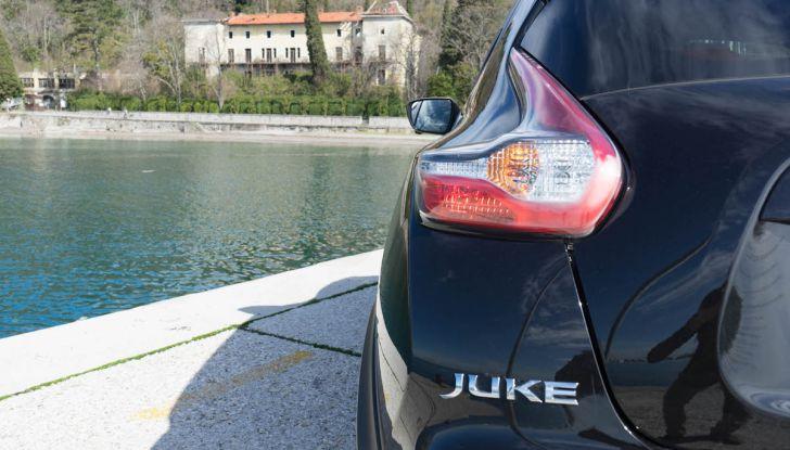 Prova Nissan Juke, Crossover Total Black con l'1.5 dCi da 110CV - Foto 14 di 37