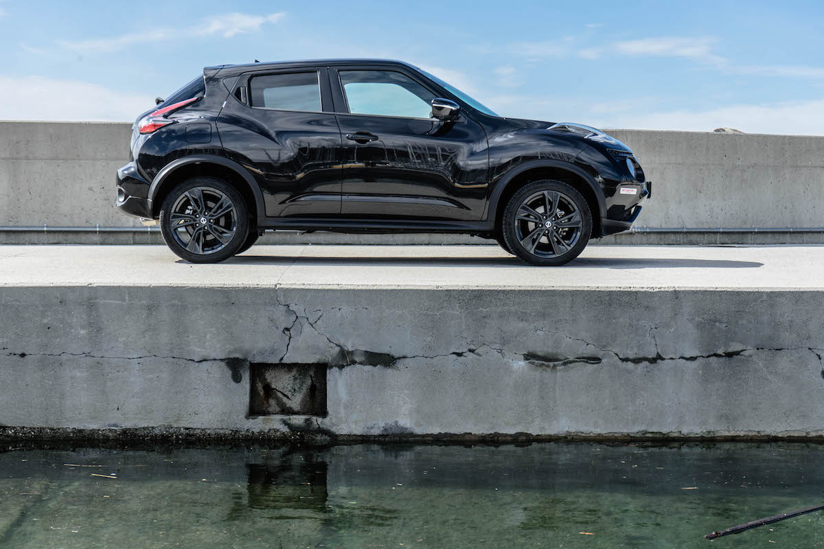 Nissan Juke Fiancata