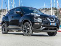 Prova Nuova Nissan Juke, Crossover Total Black con l'1.5 dCi da 110CV