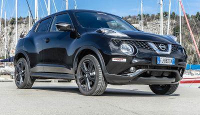 Prova Nissan Juke, Crossover Total Black con l'1.5 dCi da 110CV