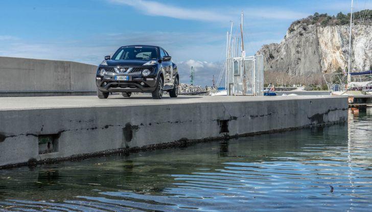 Prova Nissan Juke, Crossover Total Black con l'1.5 dCi da 110CV - Foto 34 di 37