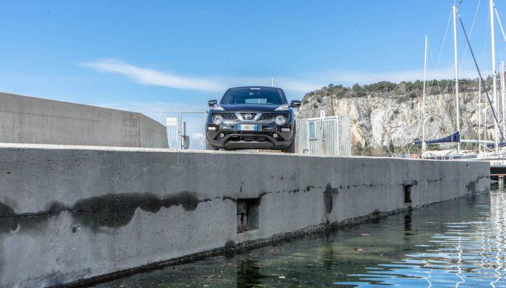 Prova Nissan Juke, Crossover Total Black con l'1.5 dCi da 110CV - Foto 36 di 37
