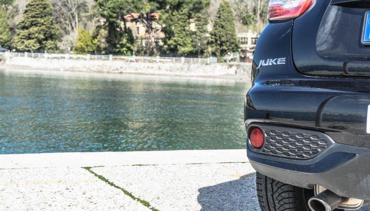 Prova Nissan Juke, Crossover Total Black con l'1.5 dCi da 110CV - Foto 4 di 37