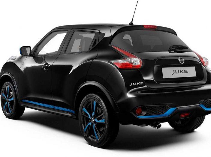 Nissan Juke 2018, lievi ritocchi per il crossover giapponese - Foto 4 di 10