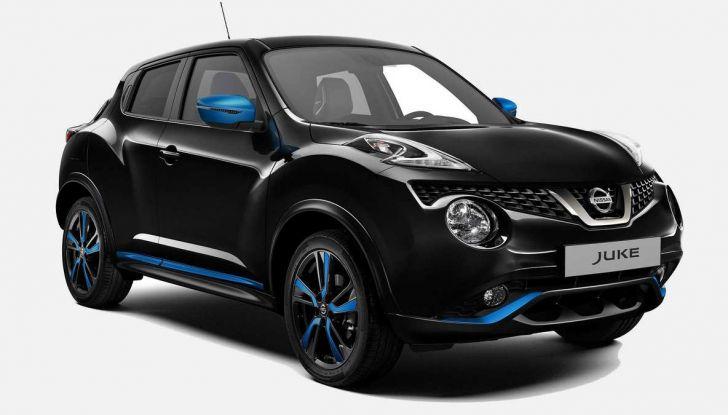 Nissan Juke 2018, lievi ritocchi per il crossover giapponese - Foto 2 di 10