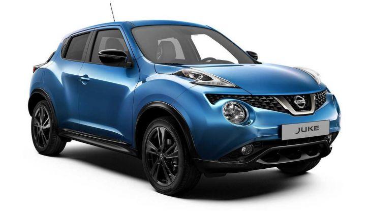 Nissan Juke 2018, lievi ritocchi per il crossover giapponese - Foto 1 di 10