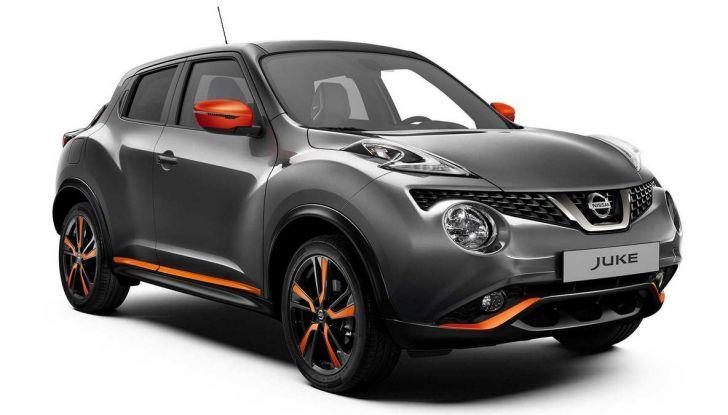 Nissan Juke 2018, lievi ritocchi per il crossover giapponese - Foto 5 di 10