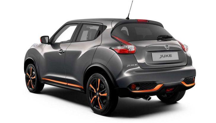 Nissan Juke 2018, lievi ritocchi per il crossover giapponese - Foto 6 di 10