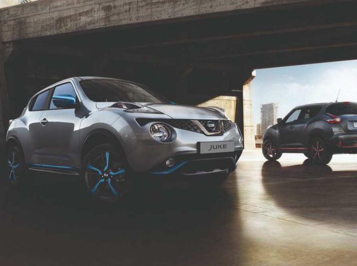 Nissan Juke 2018, lievi ritocchi per il crossover giapponese - Foto 7 di 10