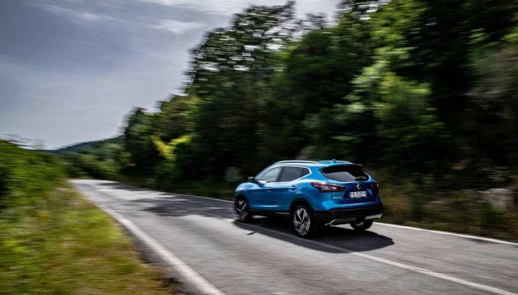 Nissan Qashqai 2020: in arrivo le versioni ibride - Foto 10 di 10