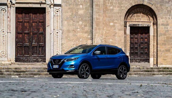 Nissan Qashqai 2020: in arrivo le versioni ibride - Foto 1 di 10