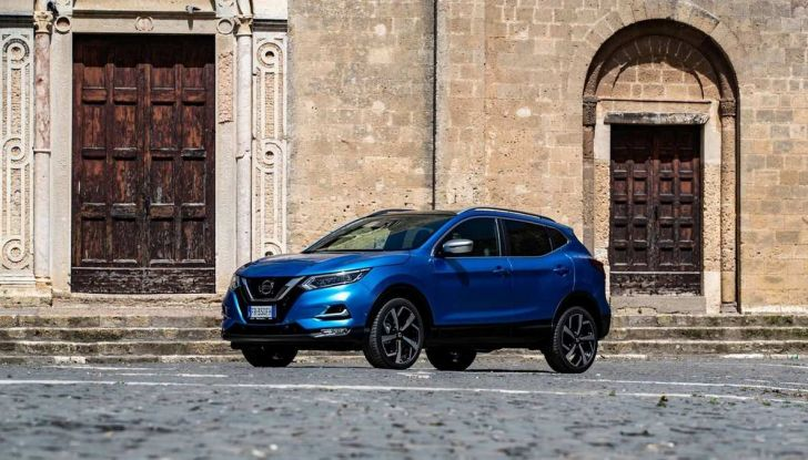 Nissan Qashqai 2018 con ProPilot, la guida autonoma si avvicina - Foto 1 di 10