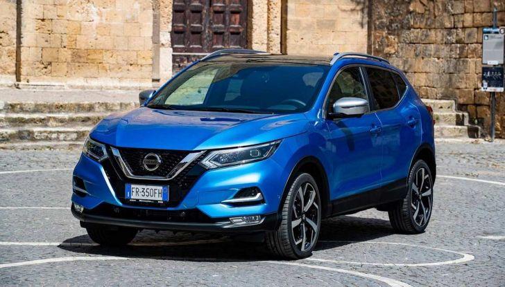 Nissan Qashqai 2020: in arrivo le versioni ibride - Foto 4 di 10