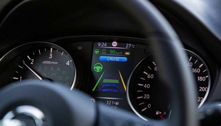 Nissan Qashqai 2020: in arrivo le versioni ibride - Foto 5 di 10
