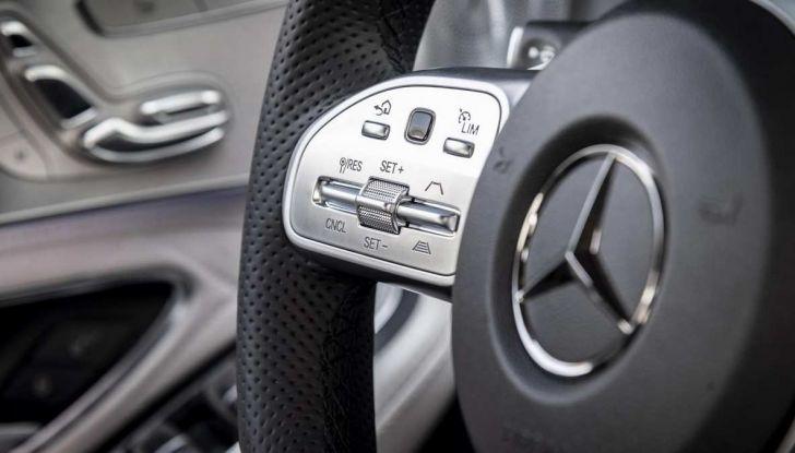 Nuova Mercedes Classe C 2019 restyling, prezzi da 37.200 euro - Foto 10 di 12