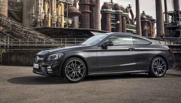 Nuova Mercedes Classe C 2019 restyling, prezzi da 37.200 euro - Foto 11 di 12
