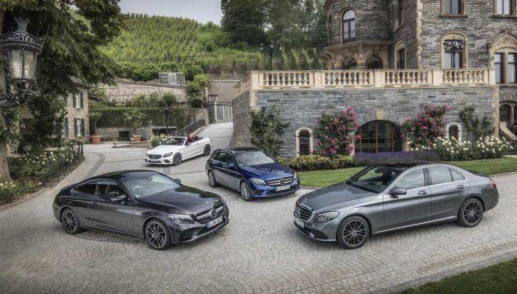 Nuova Mercedes Classe C 2019 restyling, prezzi da 37.200 euro - Foto 4 di 12