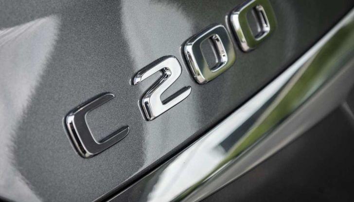 Nuova Mercedes Classe C 2019 restyling, prezzi da 37.200 euro - Foto 7 di 12