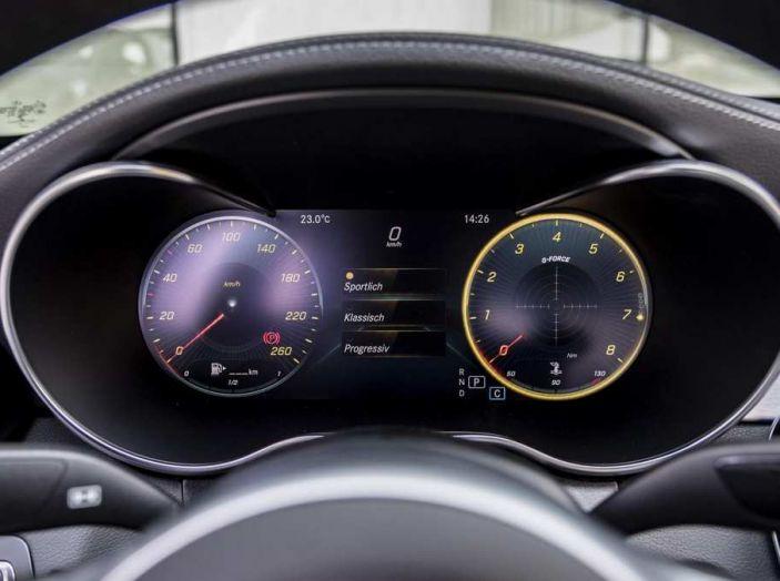 Nuova Mercedes Classe C 2019 restyling, prezzi da 37.200 euro - Foto 9 di 12