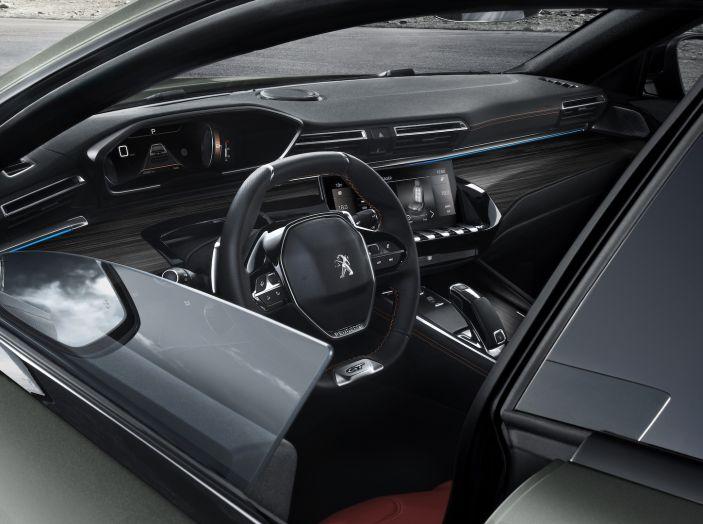 Nuova Peugeot 508 SW, la rinnovata station wagon di segmento D - Foto 12 di 12