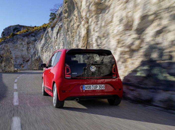 Nuova Volkswagen Up! GTI completa la gamma delle VW sportive - Foto 10 di 33