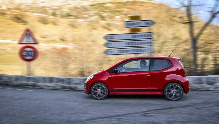 Nuova Volkswagen Up! GTI completa la gamma delle VW sportive - Foto 14 di 33